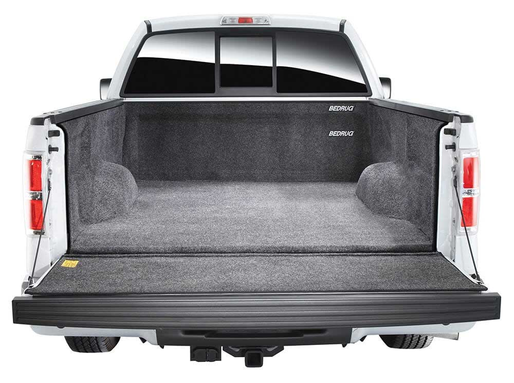 A Truck Bed Liner from The Truck Shop