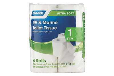 RV Toilet Paper The Truck Shop