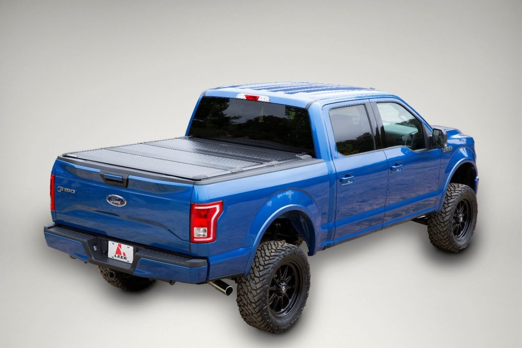 Top Trend Hard Folding Flush Mounted Leer Tonneau Covers